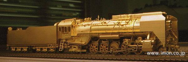 CHINA RAILWAY QJ HO SCALE / Model Railroad MODELS IMON