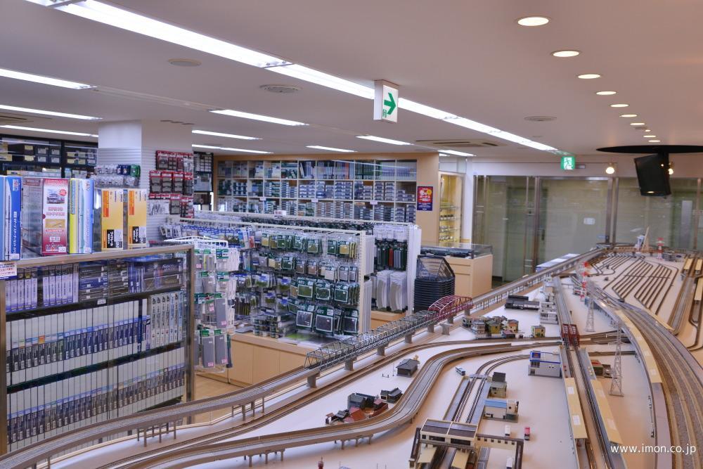 横濱 模型